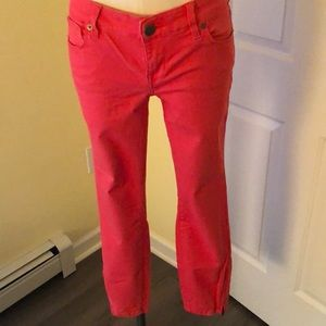 The limited 678 pink pants
